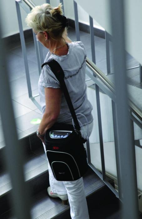 Concentrator de Oxigen portabil ZEN-O (2 baterii) 7