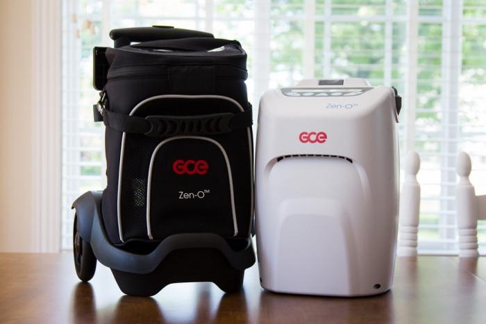 Concentrator de Oxigen portabil ZEN-O (2 baterii) 3