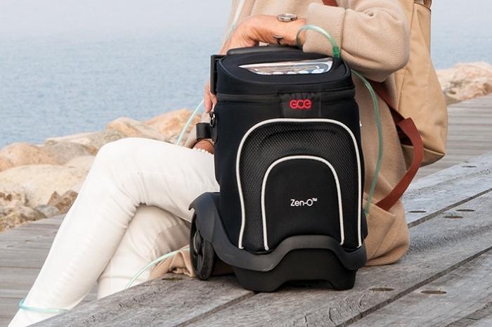 Concentrator de Oxigen portabil ZEN-O (2 baterii) 6