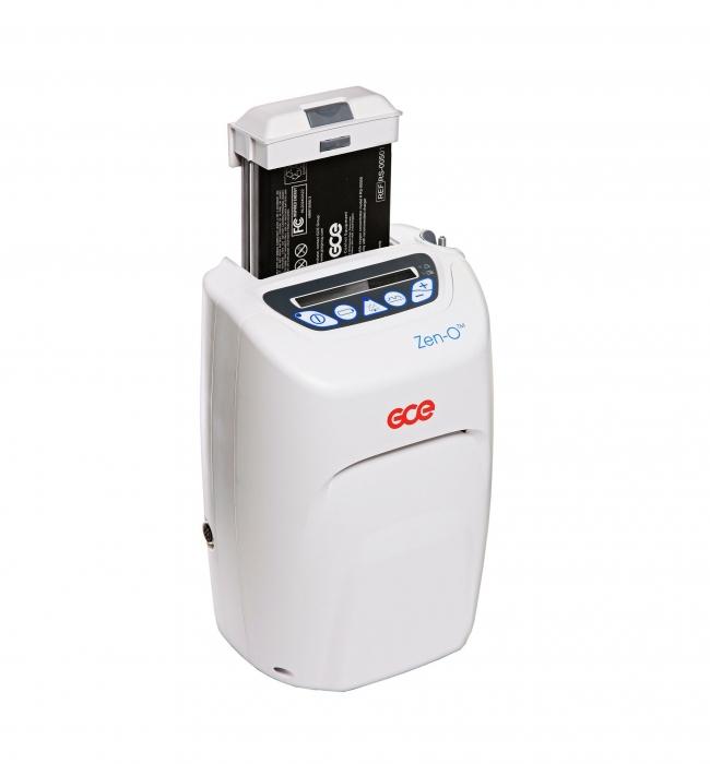 Concentrator de Oxigen portabil ZEN-O (2 baterii) 1